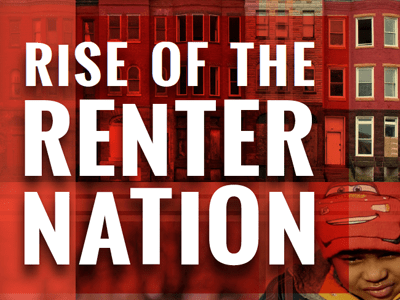 Rise of Renter Nation