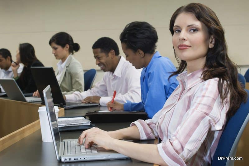 Create space for female employees