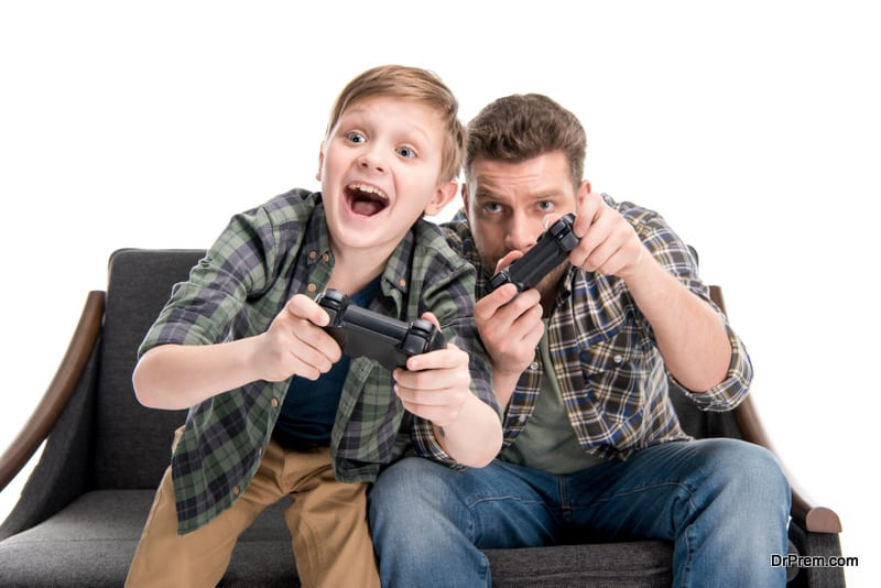 video games help kids