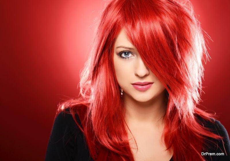 Side Fringe hair