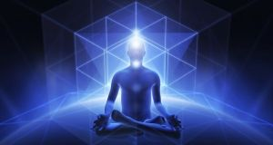 Sacral geometry and meditation of man