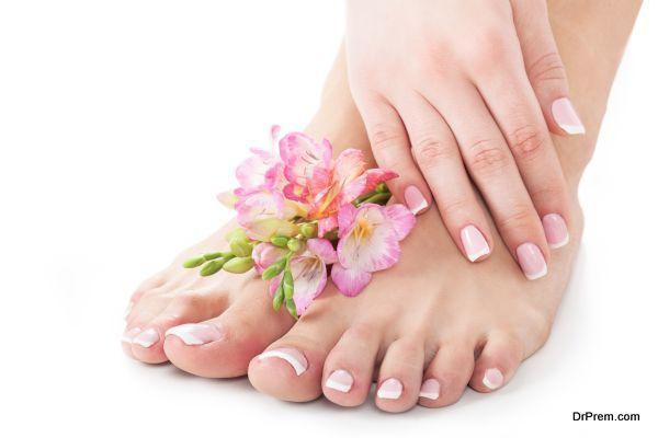 Caring your toenails