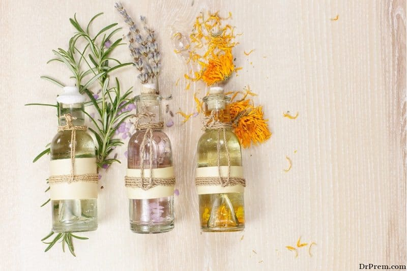 Aromatherapy as alternative therapy