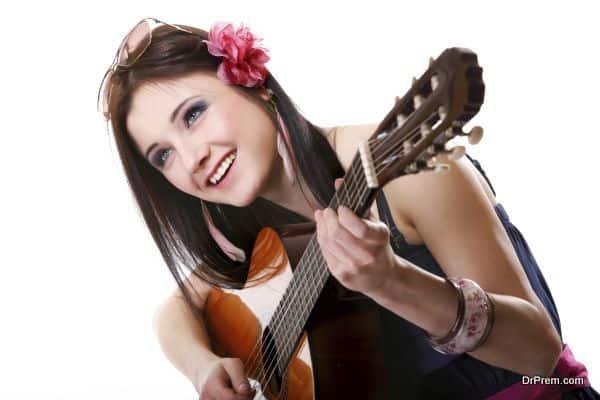 singing passsion