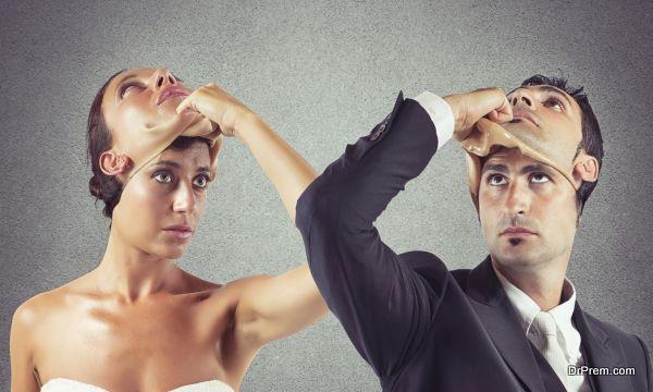 Liar marriage
