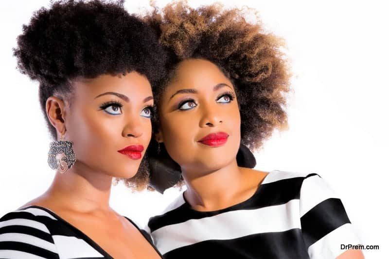 Trending Hairstyles For Styling Your Natural Afro Hair