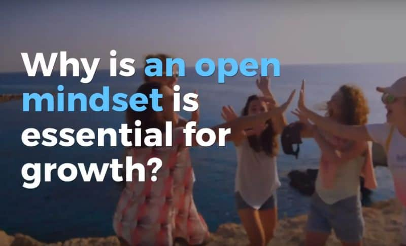 Why an open mindset is essential for growth