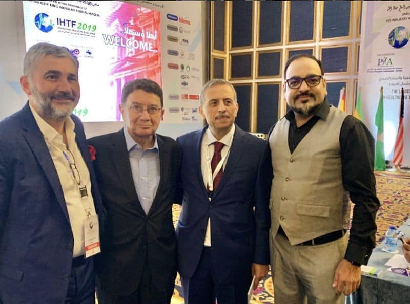 Emin Cakmak and Dr Prem Jagyasi – an open discussion on Turkey's astounding growth in Health Tourism making it $8.5bn Industry