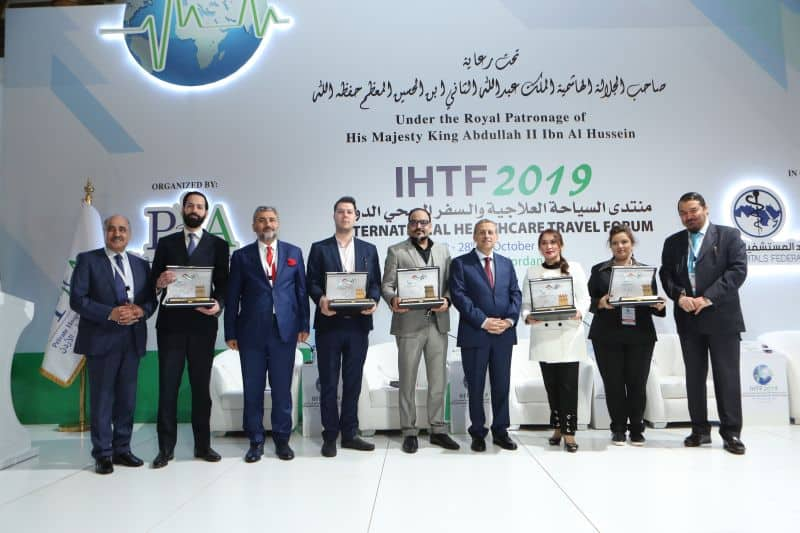 International Healthcare Travel Forum (IHTF) 2019, Jordan brings in new perspectives in global medical tourism – Review by Dr. Prem Jagyasi
