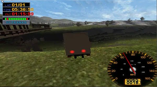 Big Rigs video game