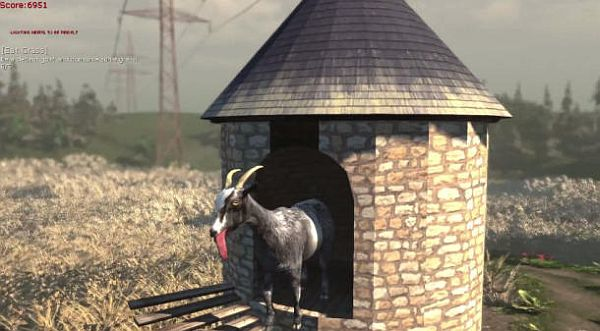 Goat Stimulator