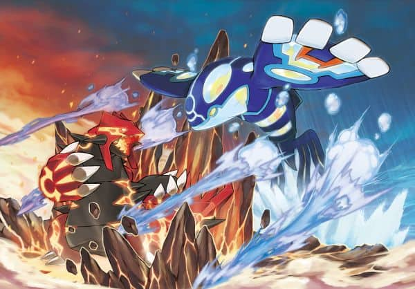Pokemon Omega Ruby 2