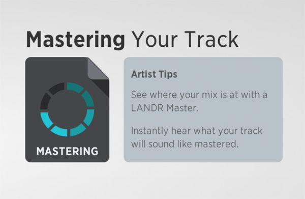 Landr audio mastering sound (3)