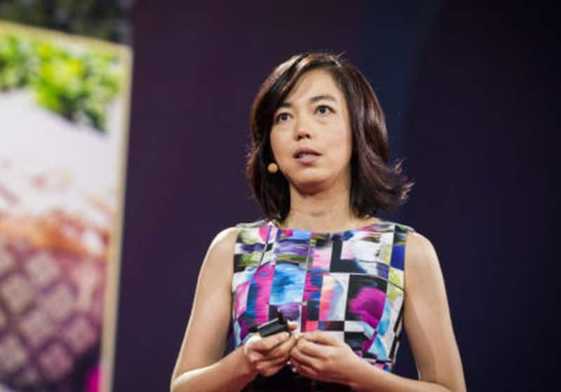 Fei-Fei Li talks about image recognition