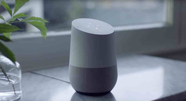 Google Home 2018