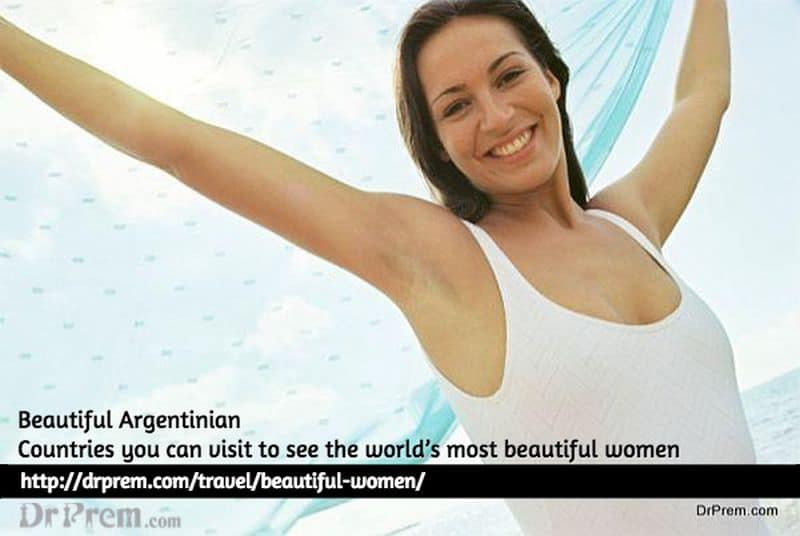 Beautiful Argentinian Woman - Dr Prem