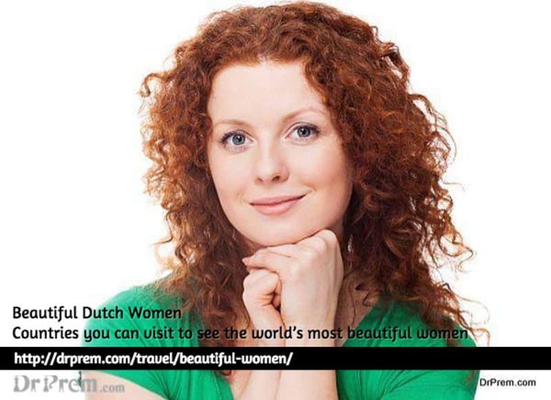 Beautiful Dutch Woman - Dr Prem