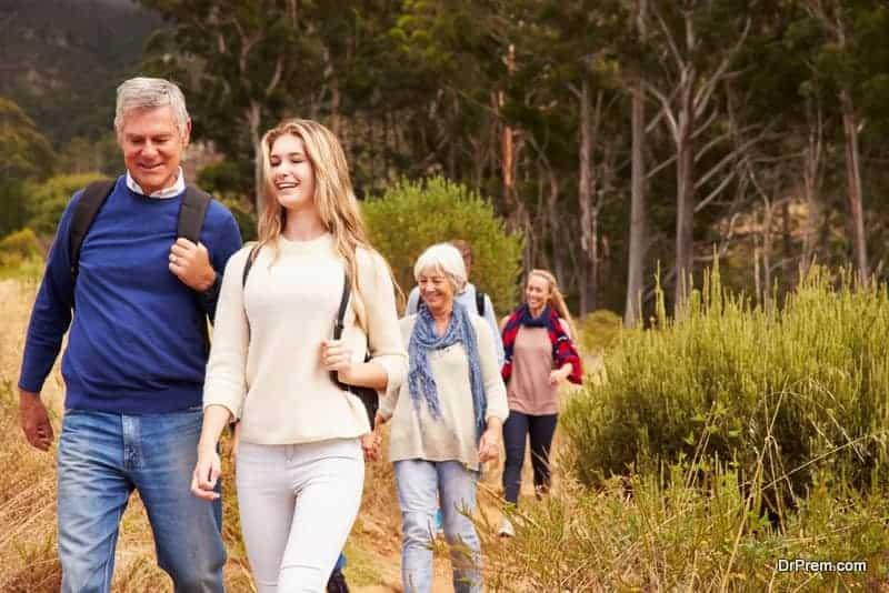 multigenerational travel trends