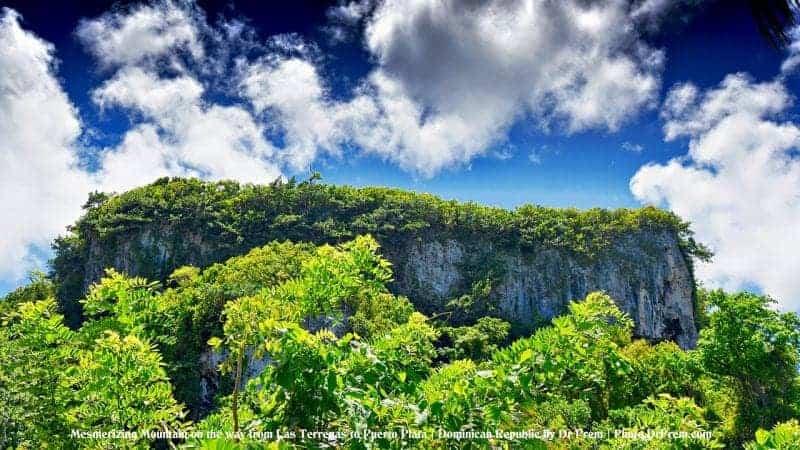 Mountain Dominican Republic