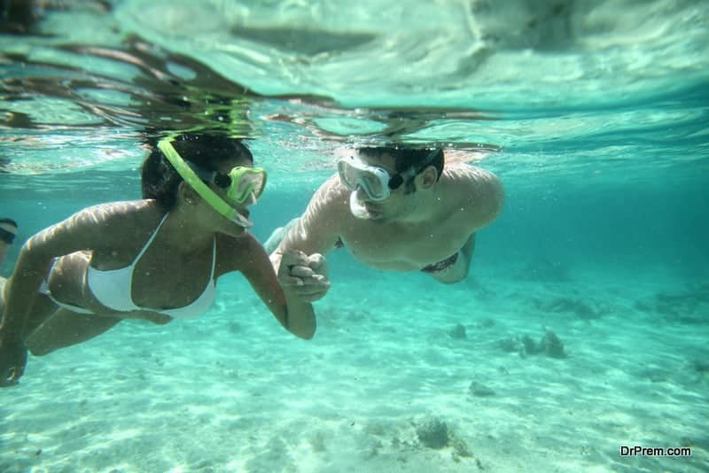 scuba diving sites in the Caribbean