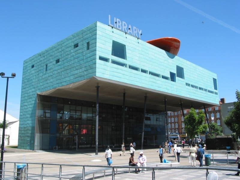 Peckham Library, London