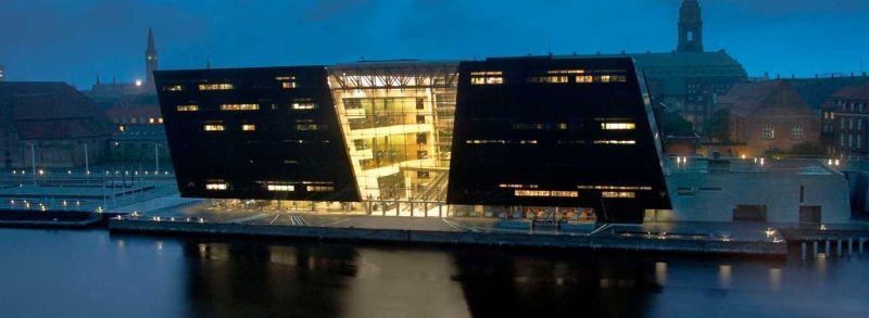 Royal Library Copenhagen, Denmark