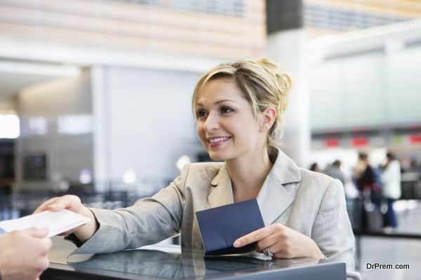 Airports catering to wellness tourists