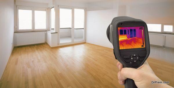 Heat Leak Detection