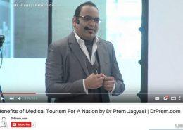Dr Prem Global Speaker