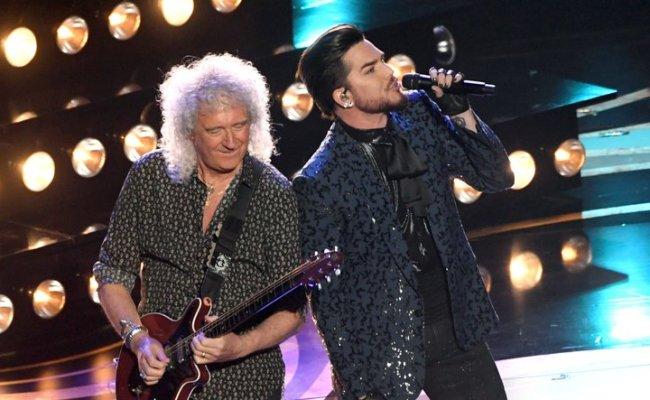 Watch Queen And Adam Lambert S Oscars 2019 Performance