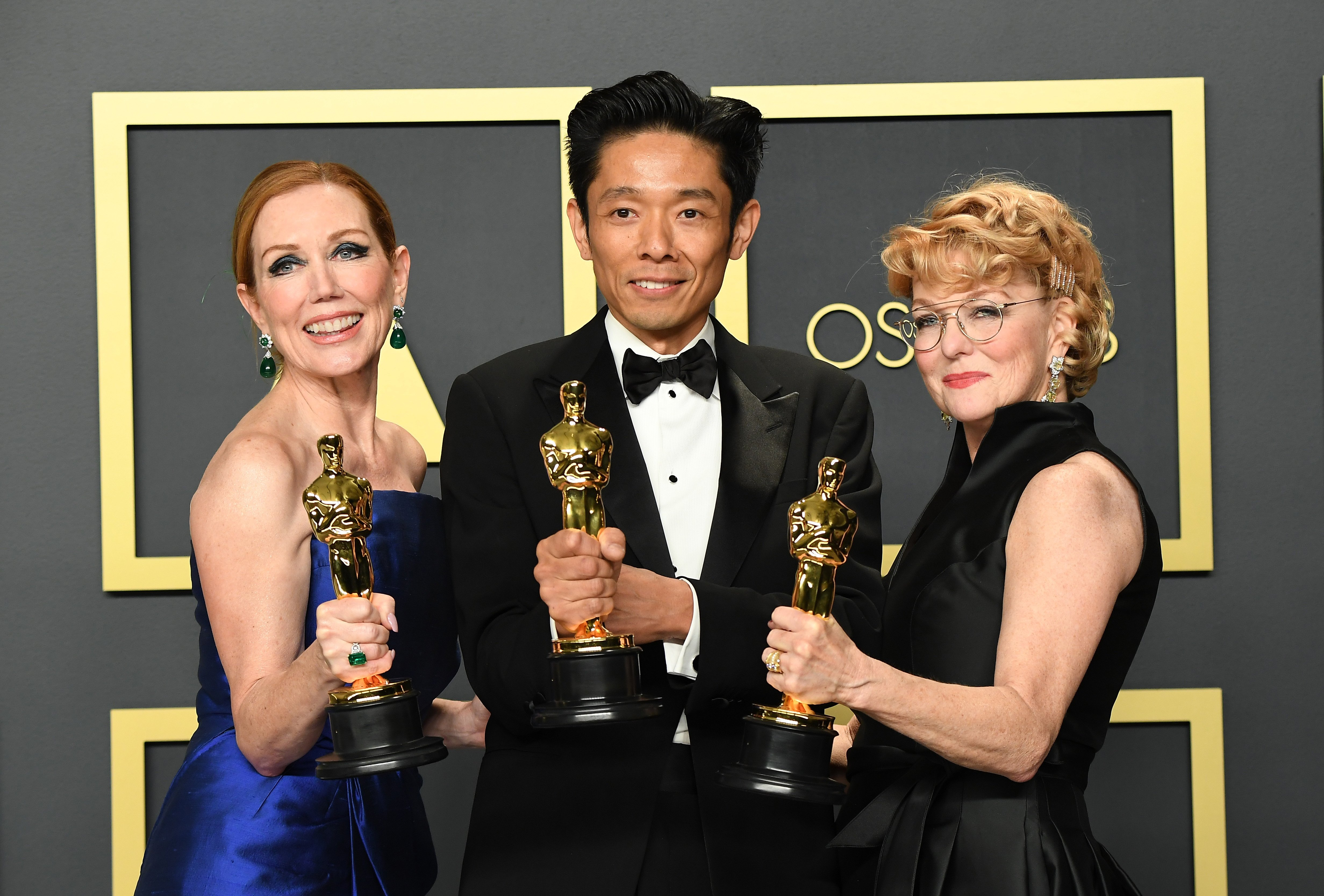 Oscar Makeup and Hairstyling Winner 2020 is BOMBSHELL - Oscars 2020 News   92nd Academy Awards