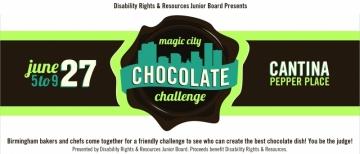 Design Logo for Magic City Chocolate Challenge-- June 27