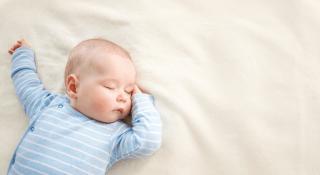 sleep training baby