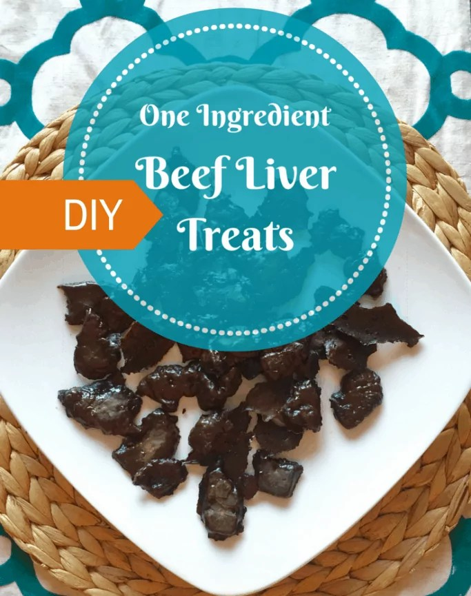 Recipe For Beef Liver Dog Treats