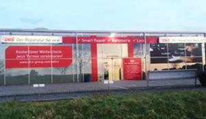 DRS Smart Repair Center in Lehre