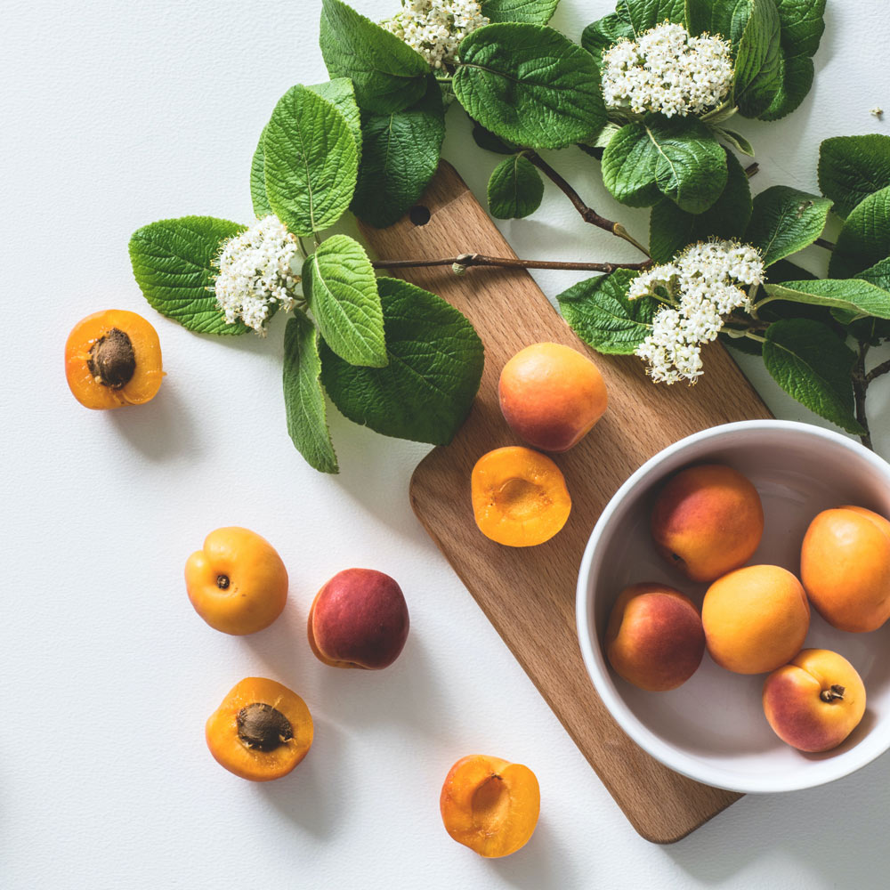 metabolic health – bowl of peaches