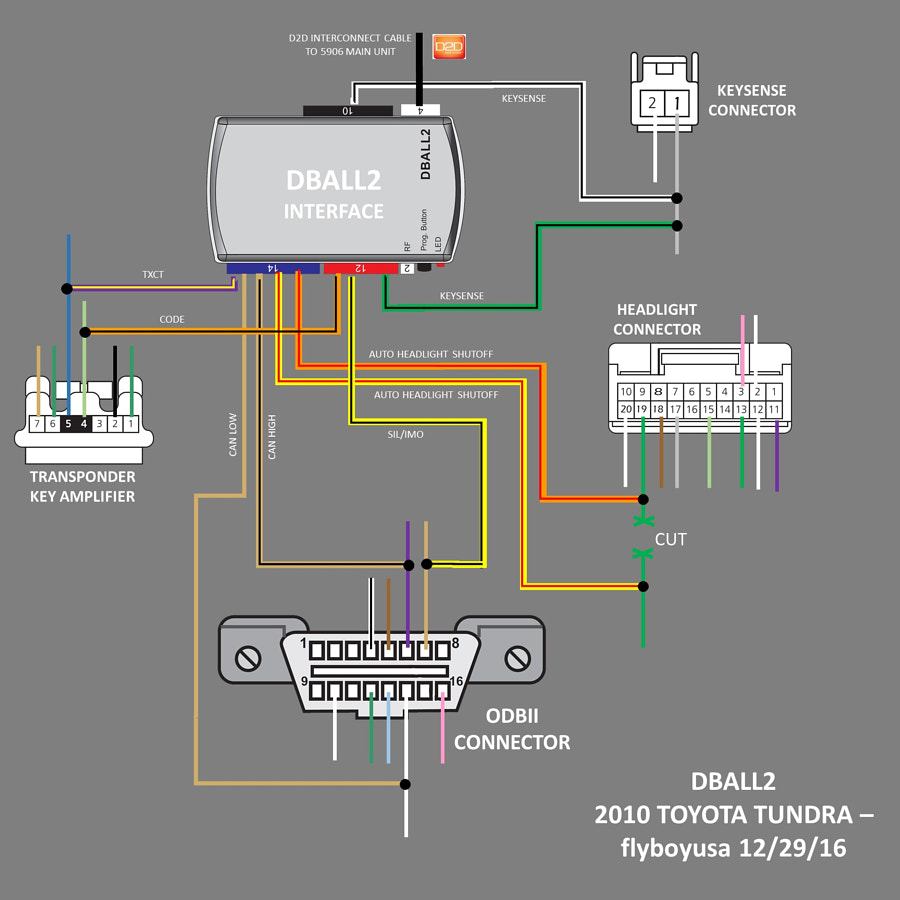 hight resolution of viper 5906v remote starter install 2010 tundra tundratalk net d ball wiring diagram 2014 tundra