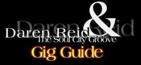 Gig Guide Logo