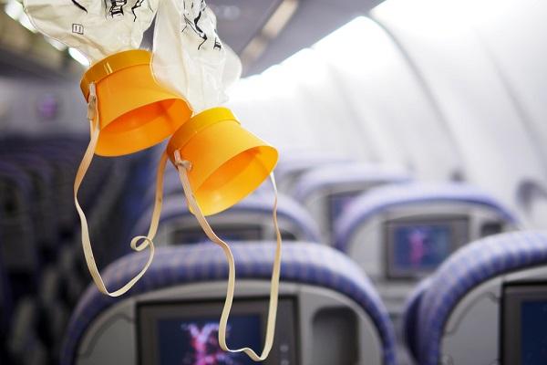airplane oxygen