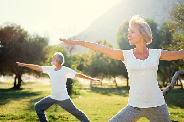 exercise improves balance in later life