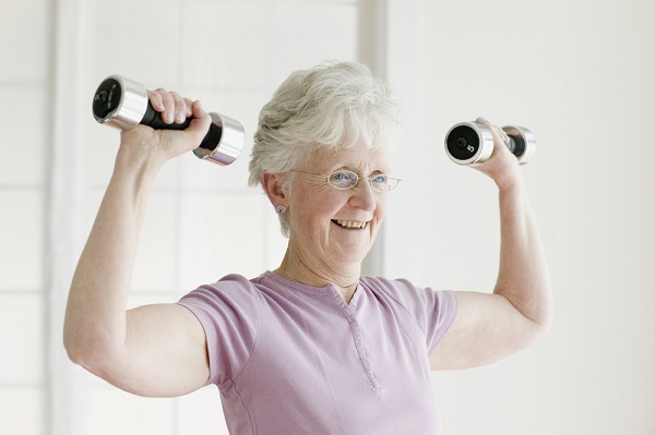 exercise prevents sarcopenia in elderly