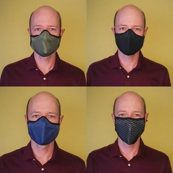wear a mask to help your immune system