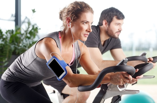listening to music is good for your exercise