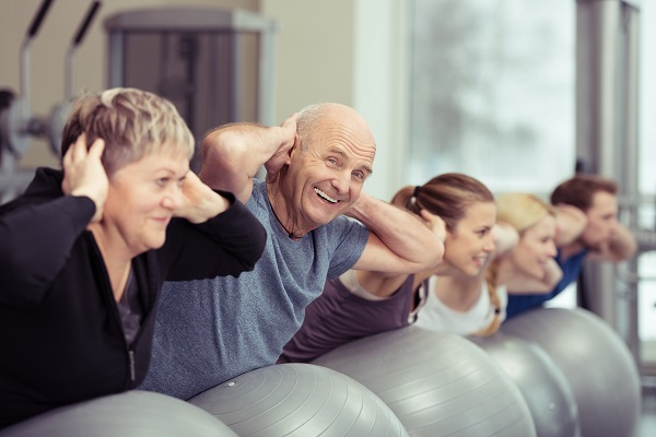 exercise can reduce methylation on DNA