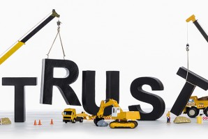 Trust and the Behavior of Leaders: A Simple Pattern