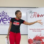 Her Flow Tackles Period Poverty In Jamaica