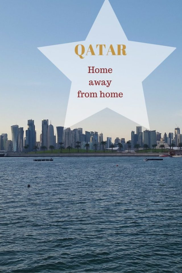 Qatar - My home away from home