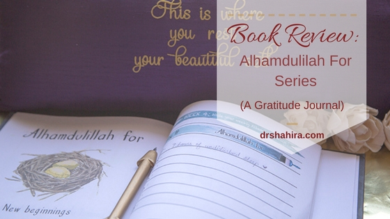 Book Review: Alhamdulilah For Series