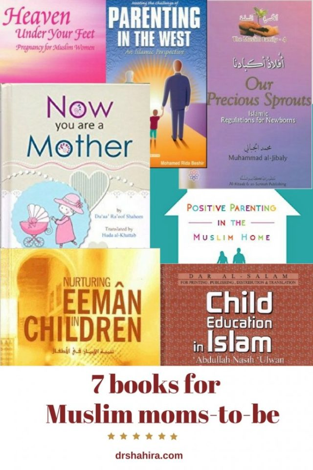 7 books for Muslim moms-to-be