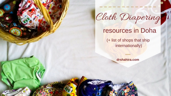 Cloth diapering Doha, Qatar